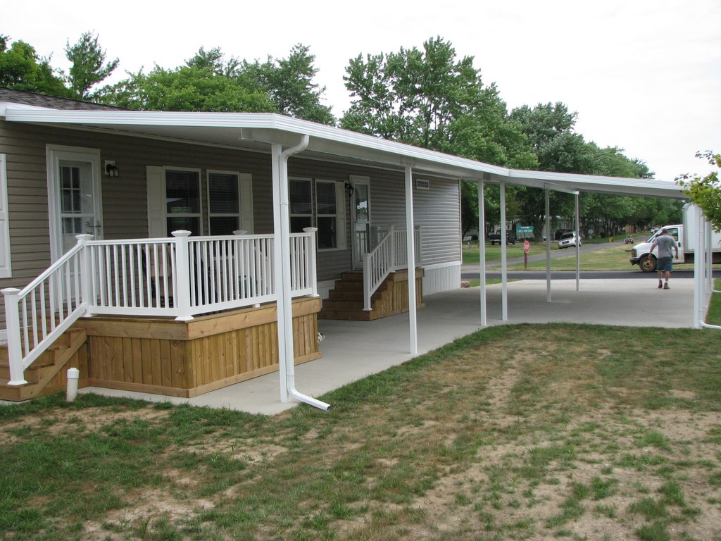 Mobile Home Patio Covers Icamblog